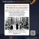 """II Visita participativa """"El Valor de tus Recuerdos"""": 27 enero 2019"""