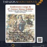 Conferencia sobre los revestimientos de la Catedral de Tarazona. 14 junio