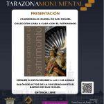 """Presentación del cuadernillo didáctico """"Cara a Cara con el Patrimonio. La iglesia de San Miguel Arcángel""""."""