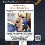Tarazona Monumental y asociación Pierres se unen para trabajar por un Patrimonio sin barreras