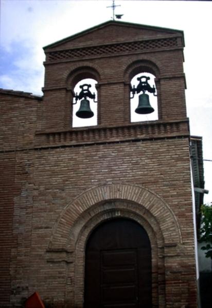 Iglesia San Miguel Arcángel. Cunchillos