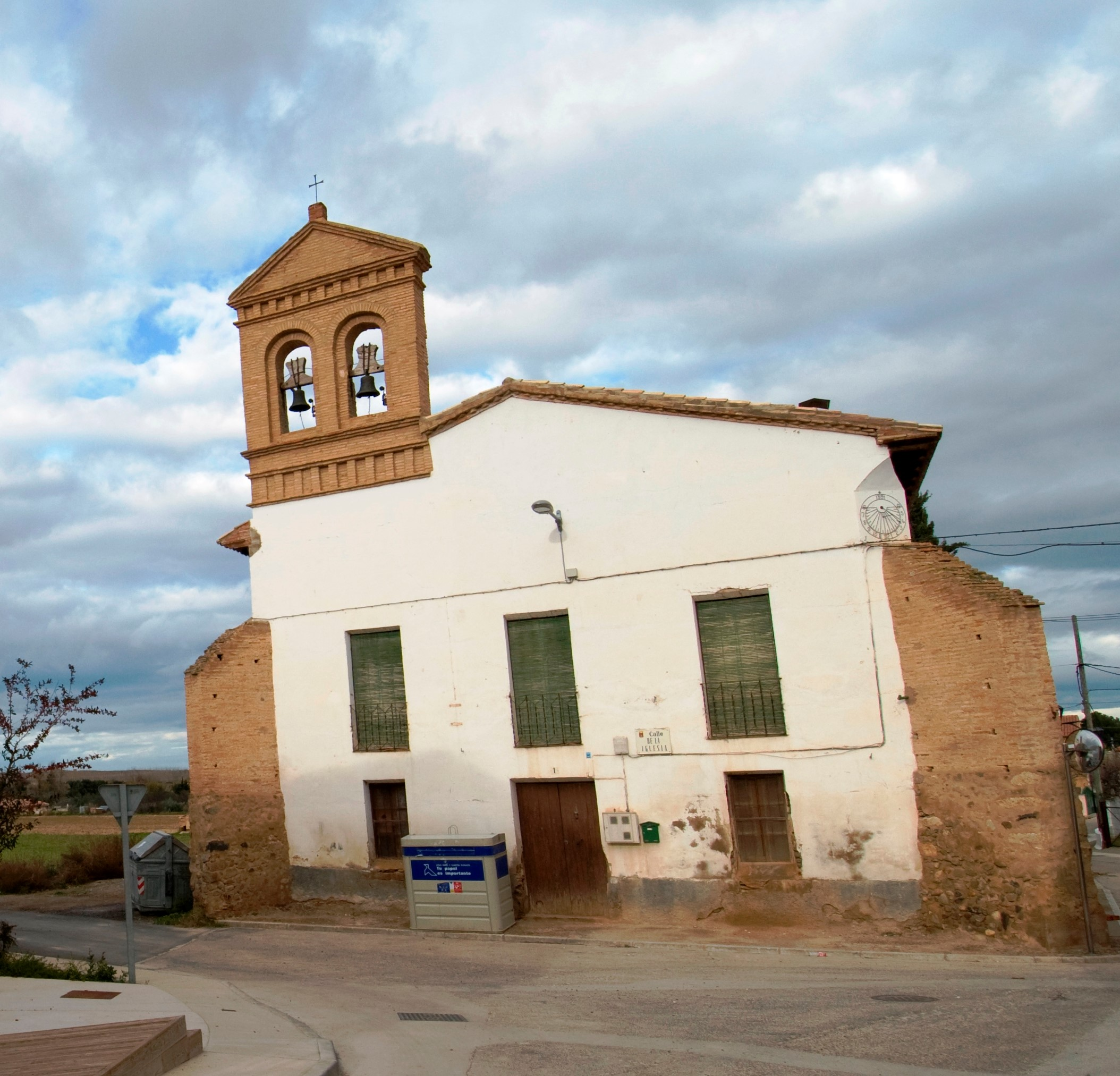 Iglesia Anunciación Tórtoles